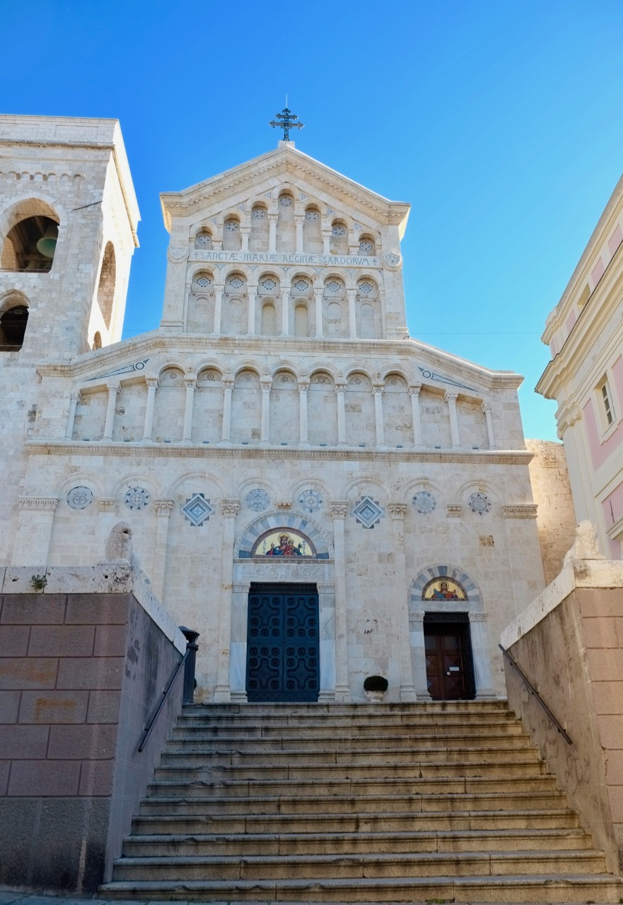 Cagliari Sardinië reizen
