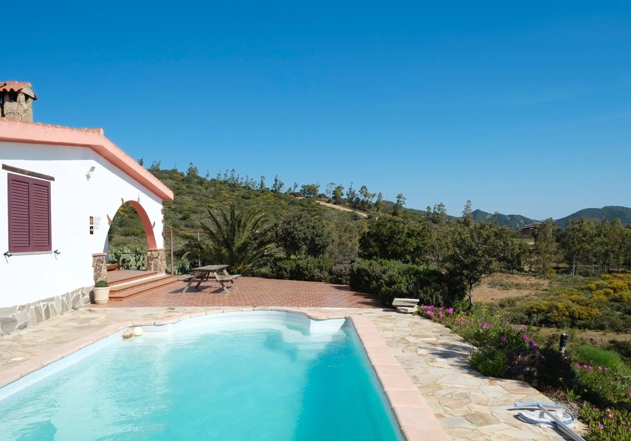 Villa Sirene Sardinië reizen