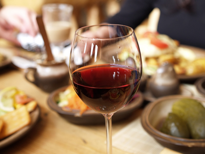 Dé rode wijn van Sardinië: Cannonau