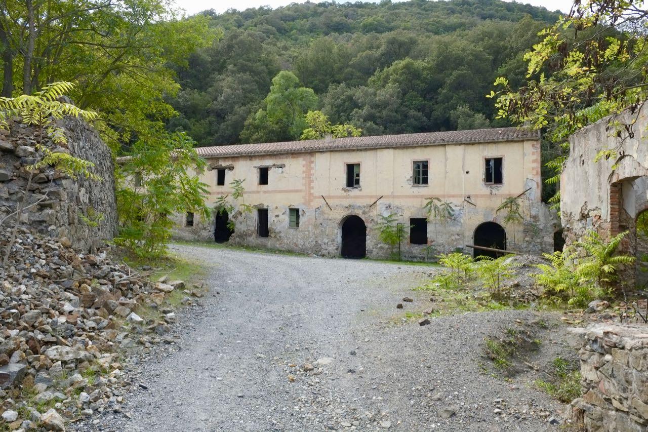 De verlaten zilver- en loodmijnen van Monte Narba