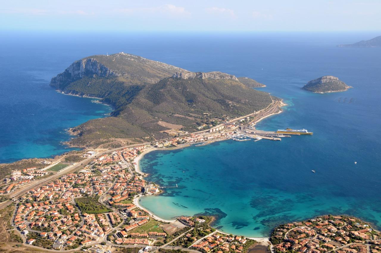 De mooie stranden van noord Sardinië