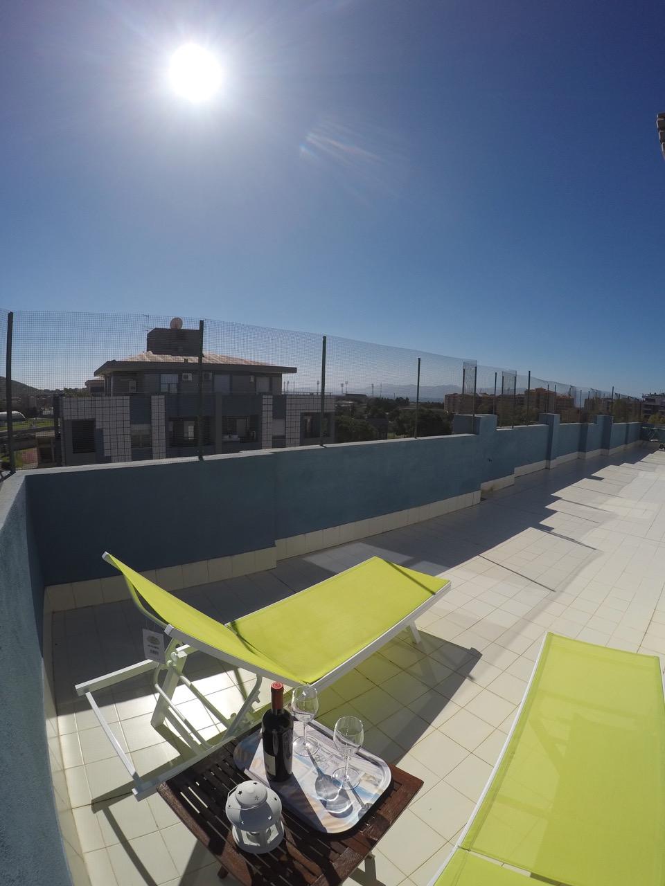 Penthouse Cagliari (zuiden) 8