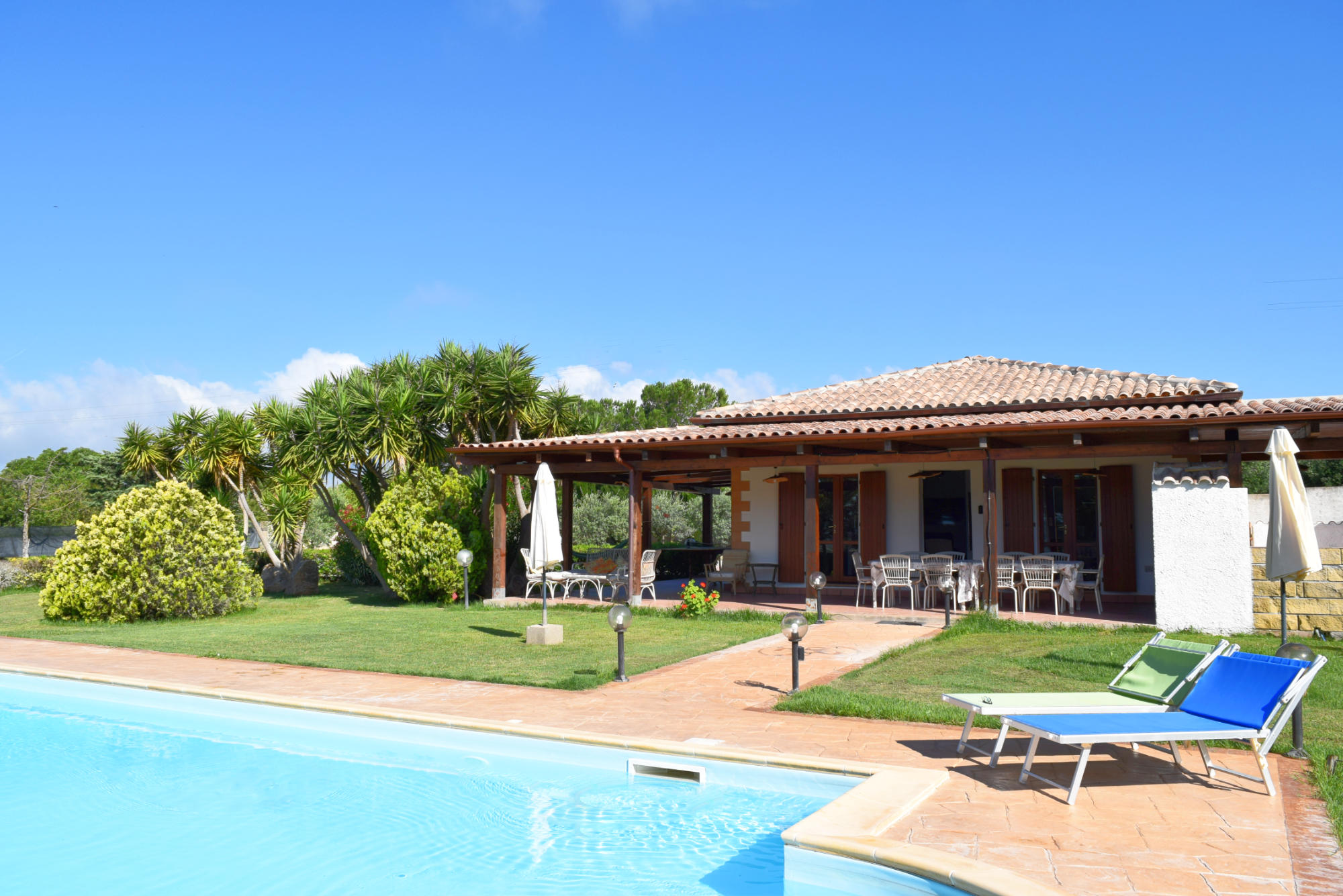 Villa Alghero (noordwesten) 0