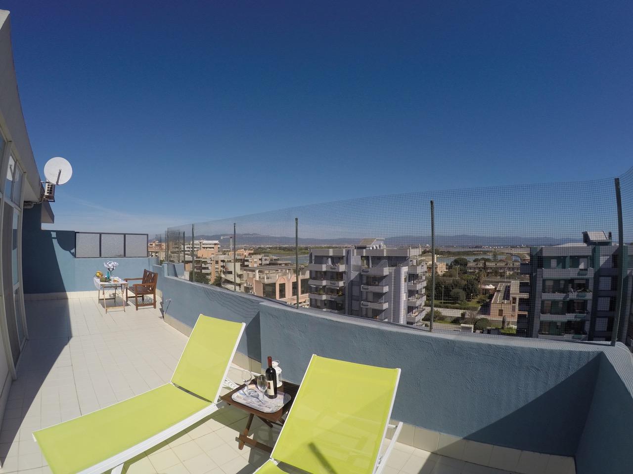 Penthouse Cagliari (zuiden) 3