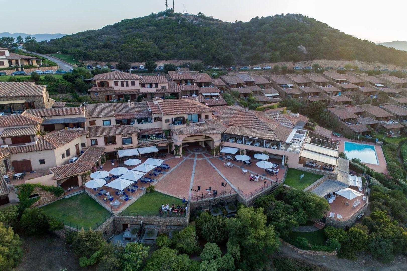 Casa Blue - Coda Cavallo Resort 16