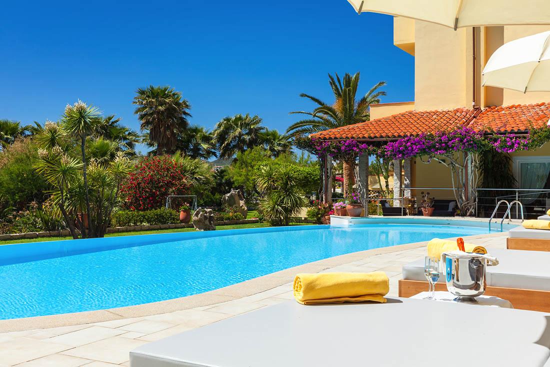 Hotel Villa Margherita (noordoosten) 7