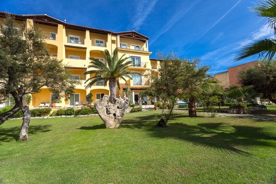 Hotel Villa Margherita (noordoosten) 19