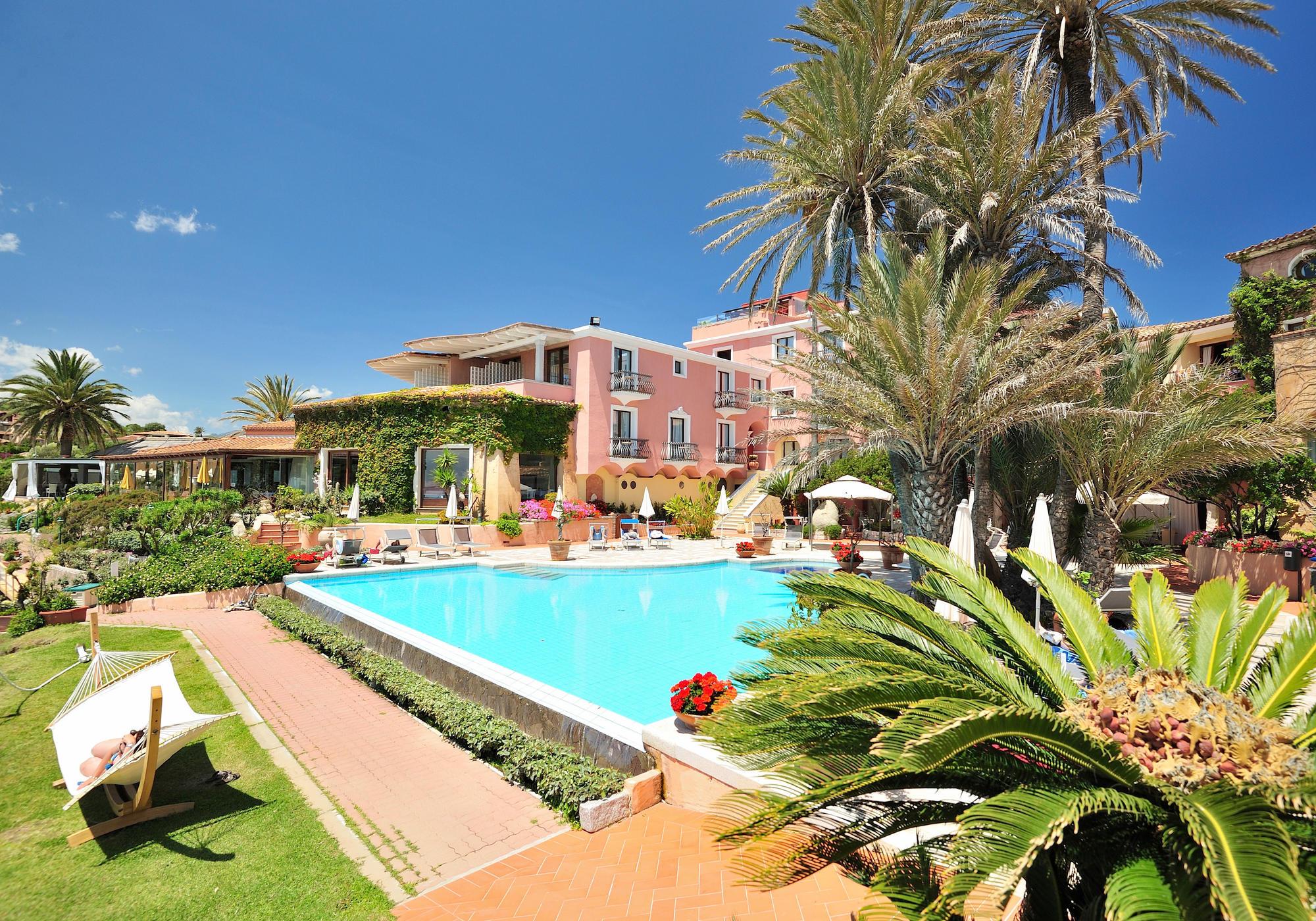 Hotel La Bitta (oosten) 10