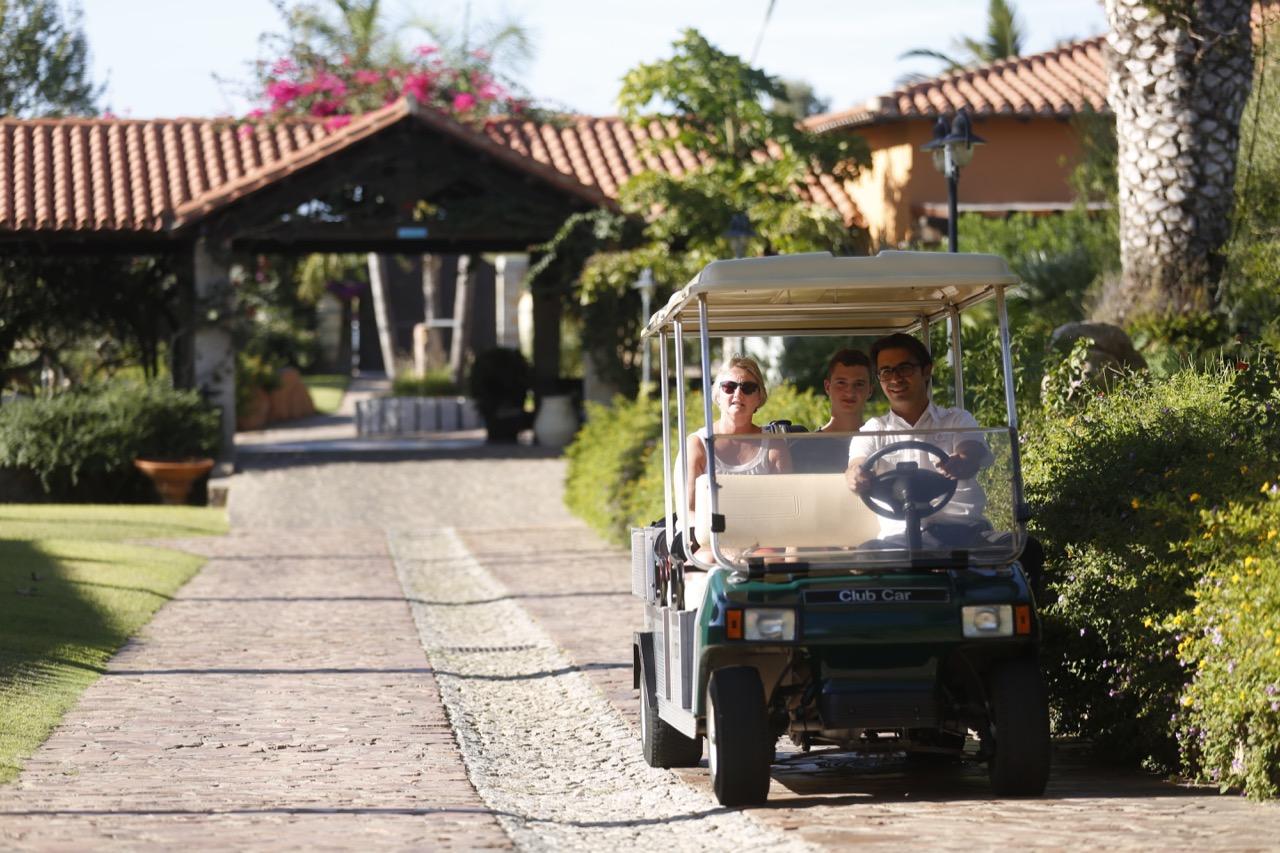 Resort & Hotel Saraceno (oosten) 38