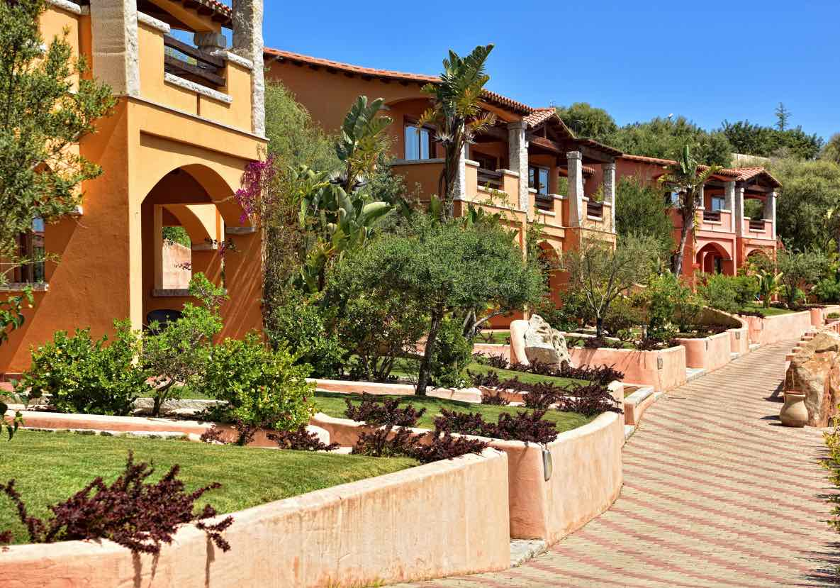 Resort & Hotel Saraceno (oosten) 10