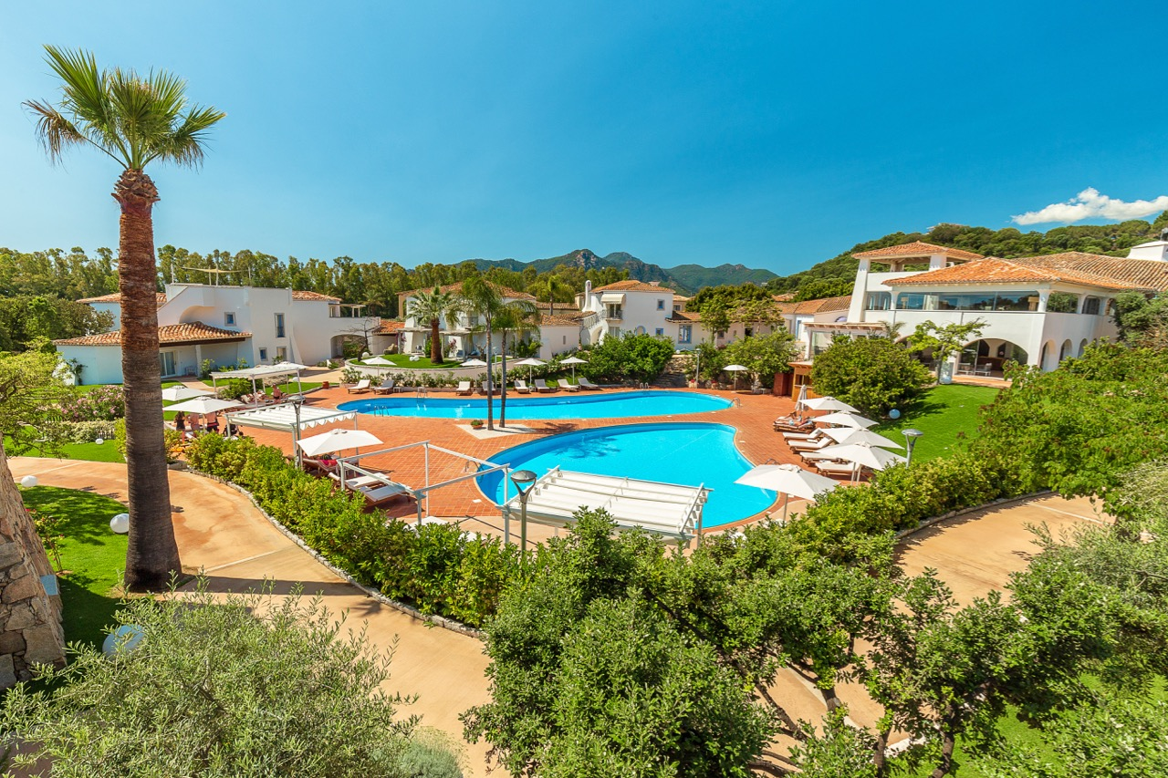 Hotel & Resort Corte Bianca - Adults only (oosten) 1
