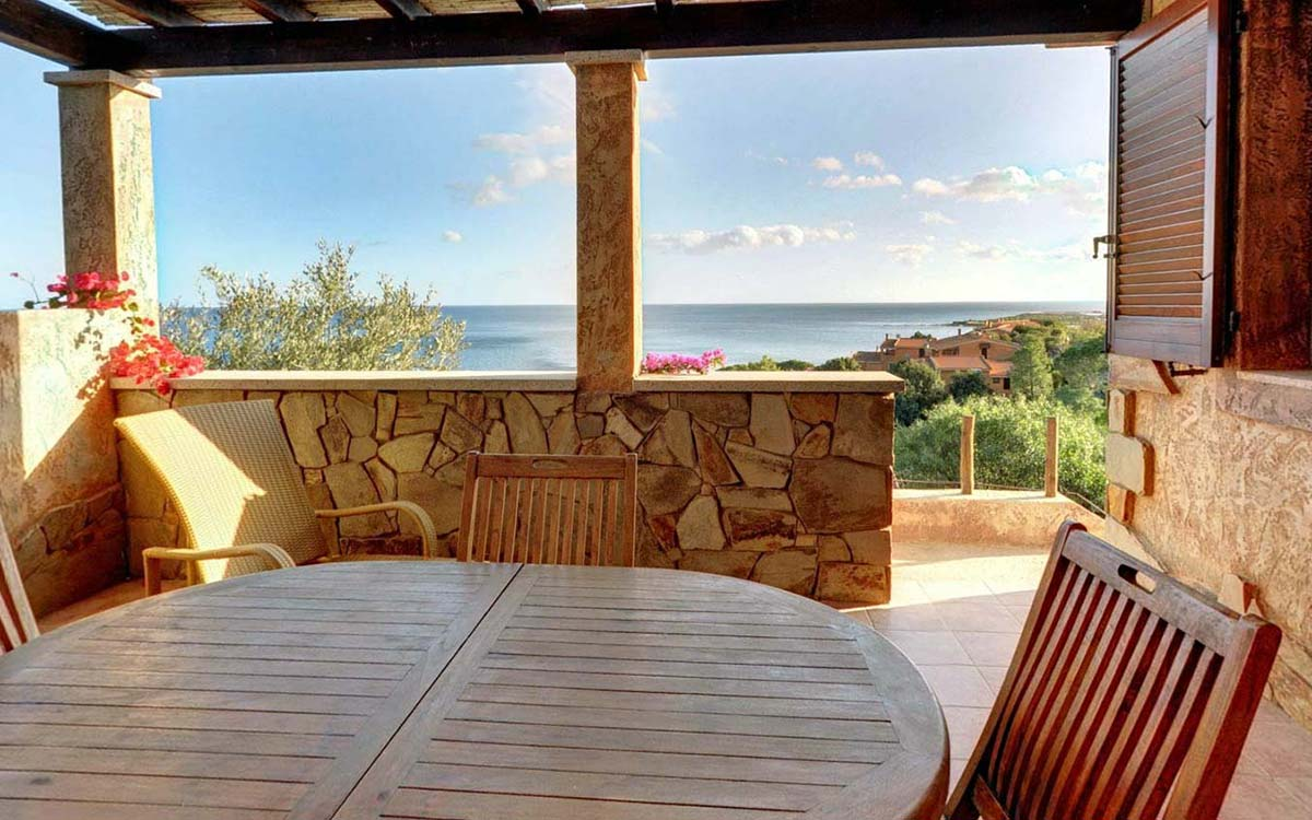 Residence Borgo Porto Corallo (zuidoosten) 7