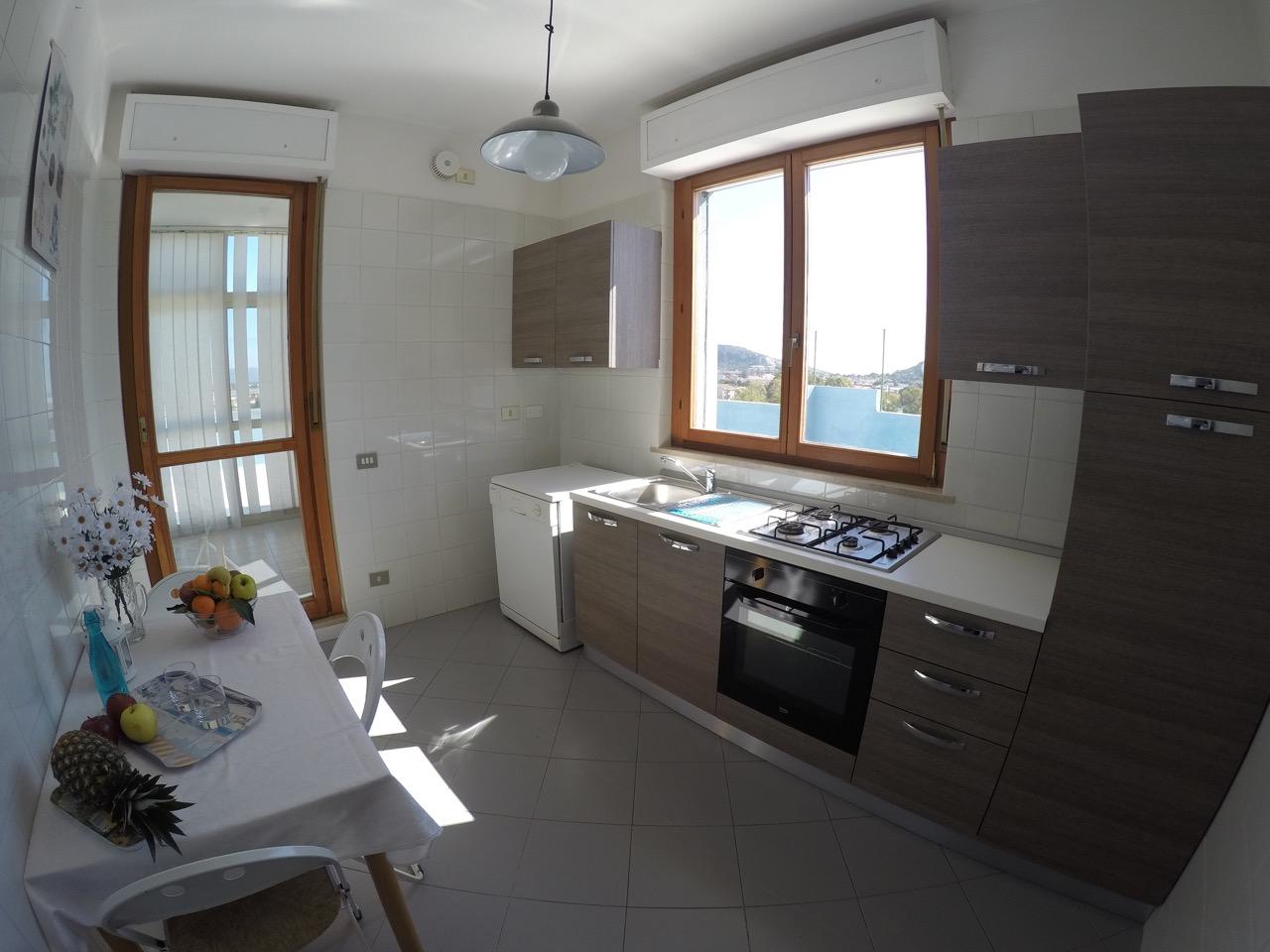 Penthouse Cagliari (zuiden) 13