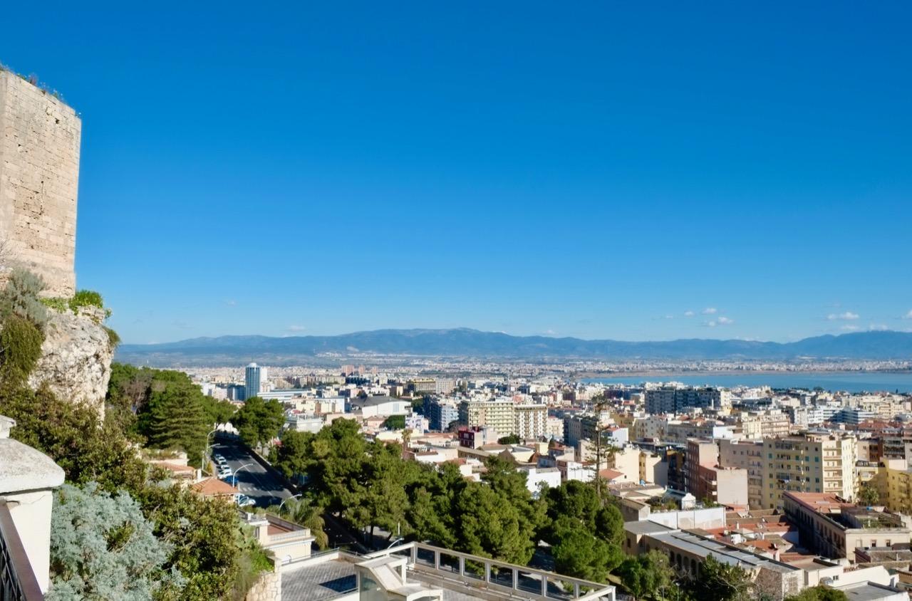 Penthouse Cagliari (zuiden) 26