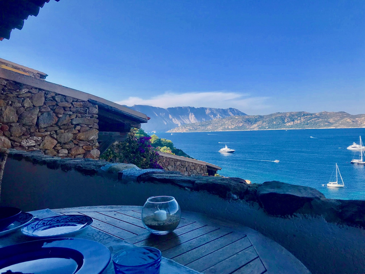 Casa Blue - Coda Cavallo Resort (noordoosten) 2