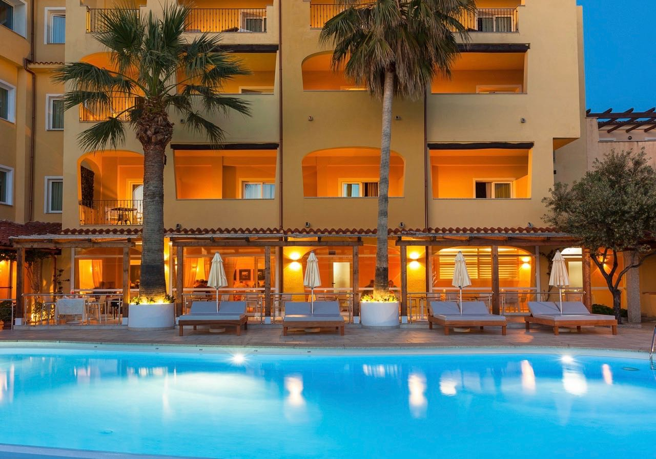 Hotel Villa Margherita (noordoosten) 2