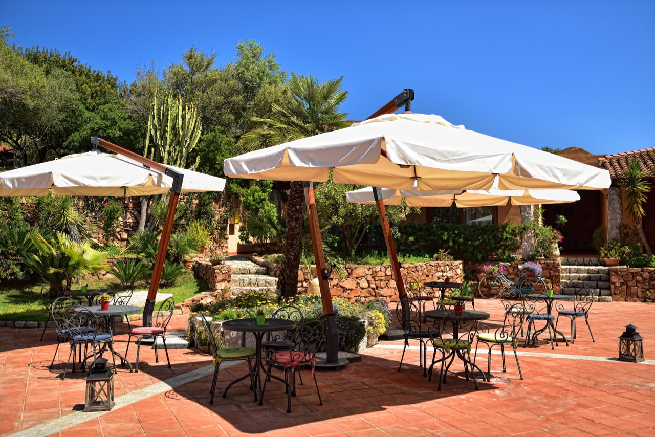 Resort & Hotel Saraceno (oosten) 23