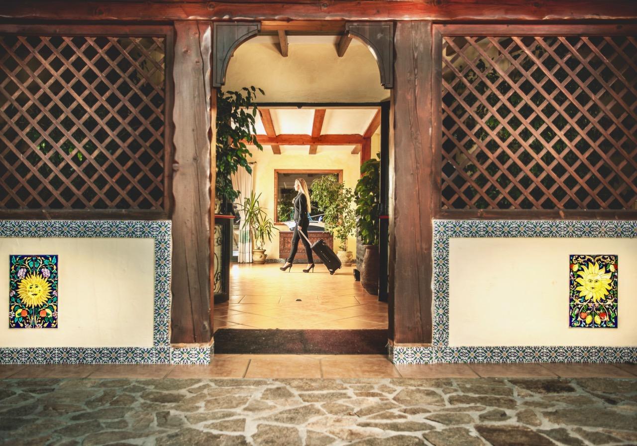 Hotel Fiore di Maggio (zuiden) 11