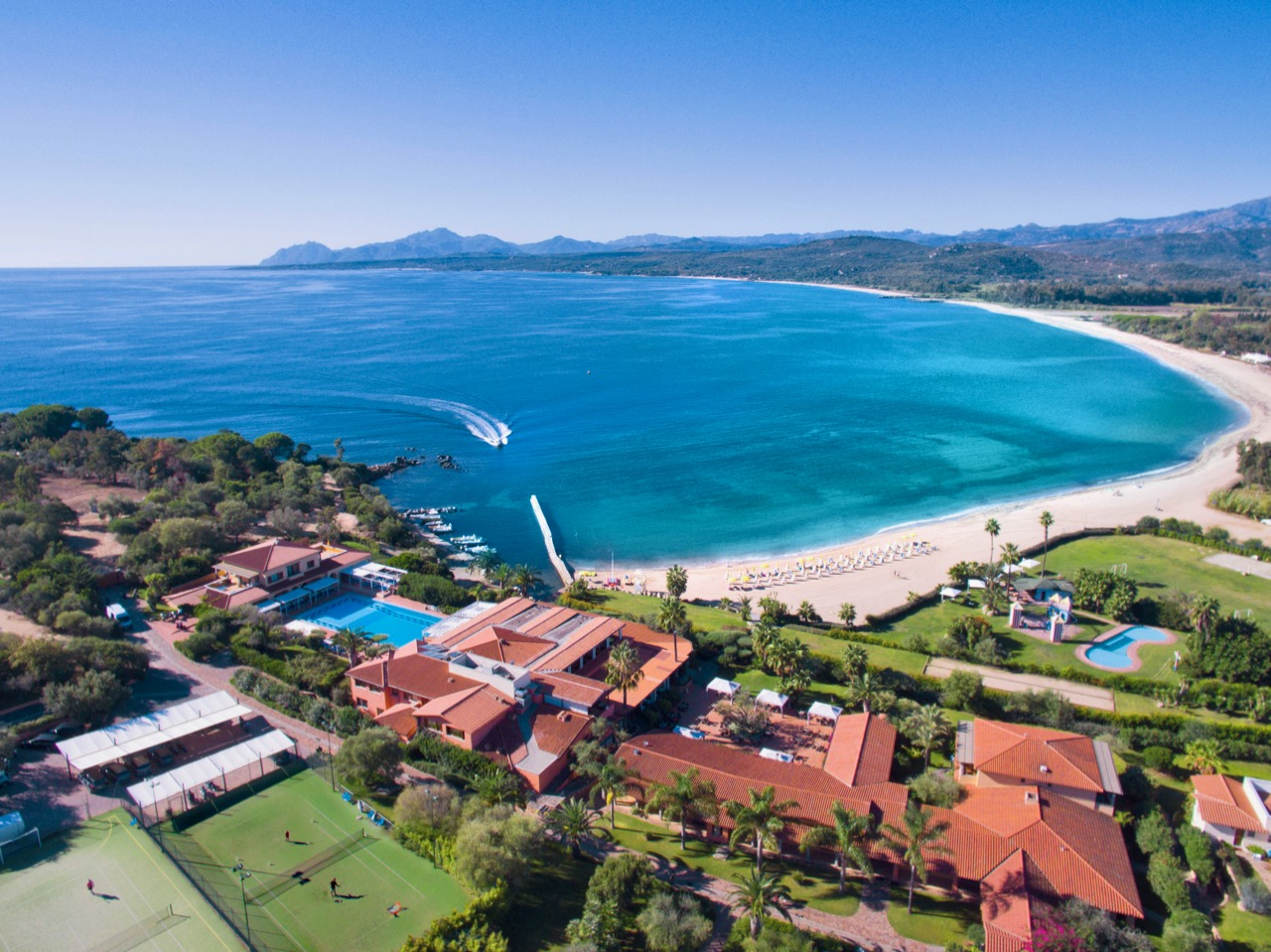 Resort & Hotel Saraceno (oosten) 2