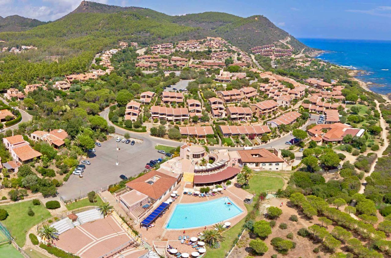 Residence Borgo Porto Corallo (zuidoosten) 2