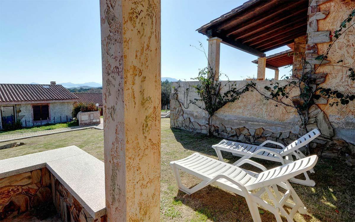Residence Borgo Porto Corallo (zuidoosten) 15
