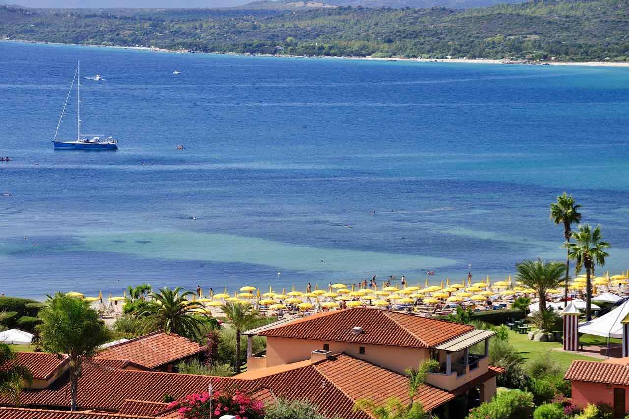 Resort & Hotel Saraceno (oosten) 0