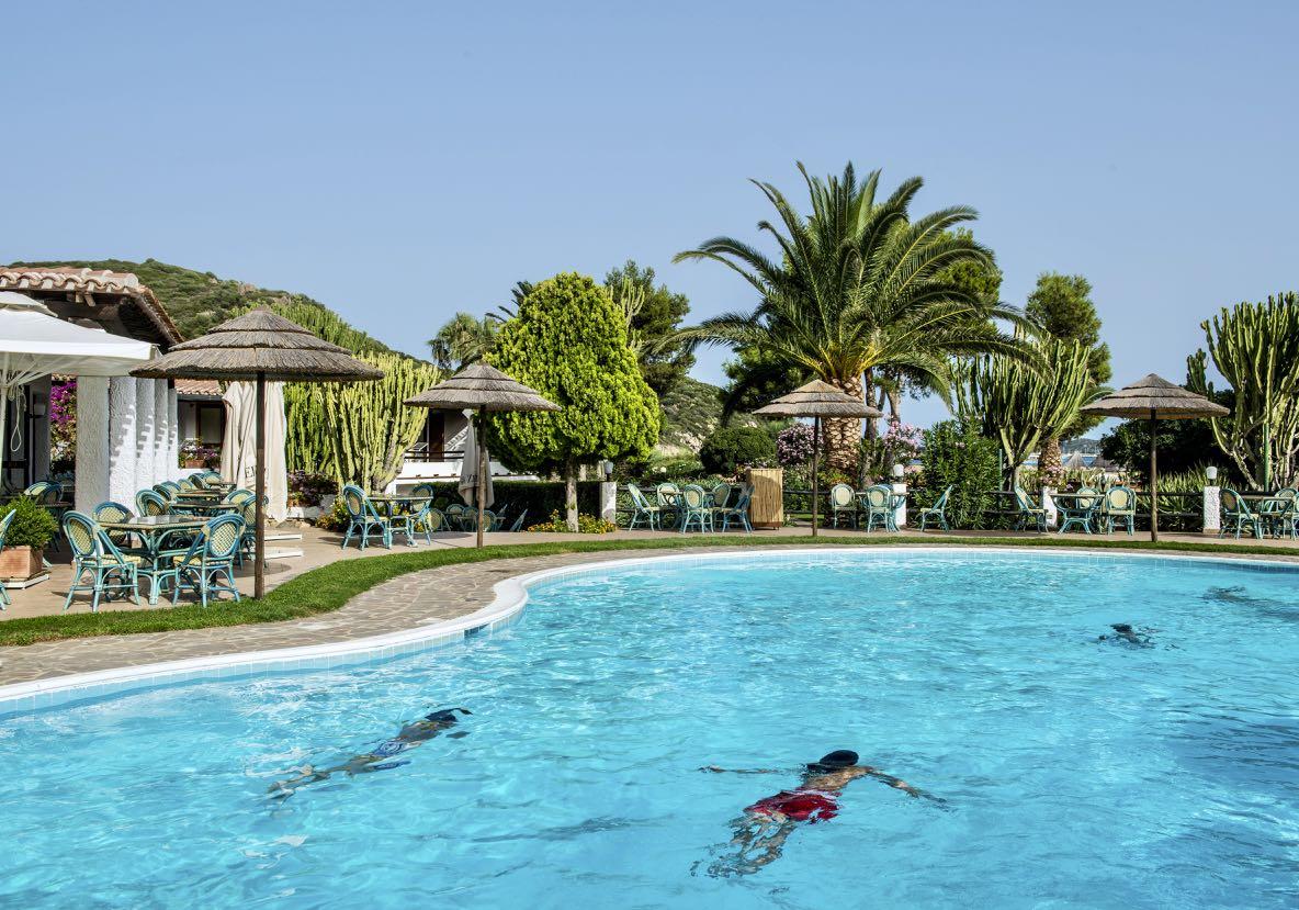 Resort & Hotel Cormoran (zuiden) 11