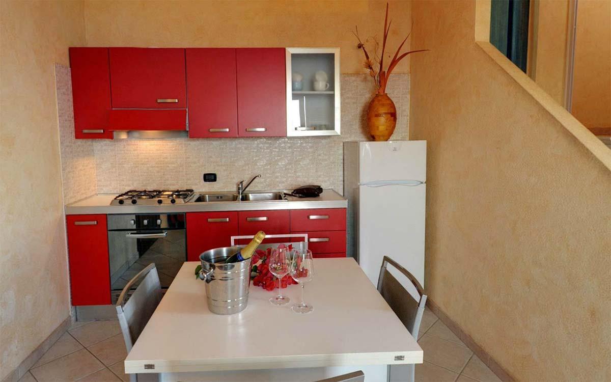 Residence Borgo Porto Corallo (zuidoosten) 11
