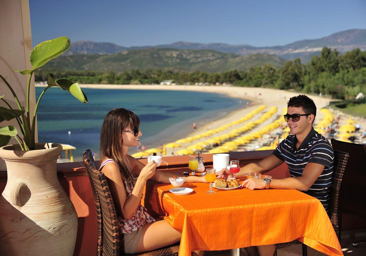 Resort & Hotel Saraceno (oosten) 6