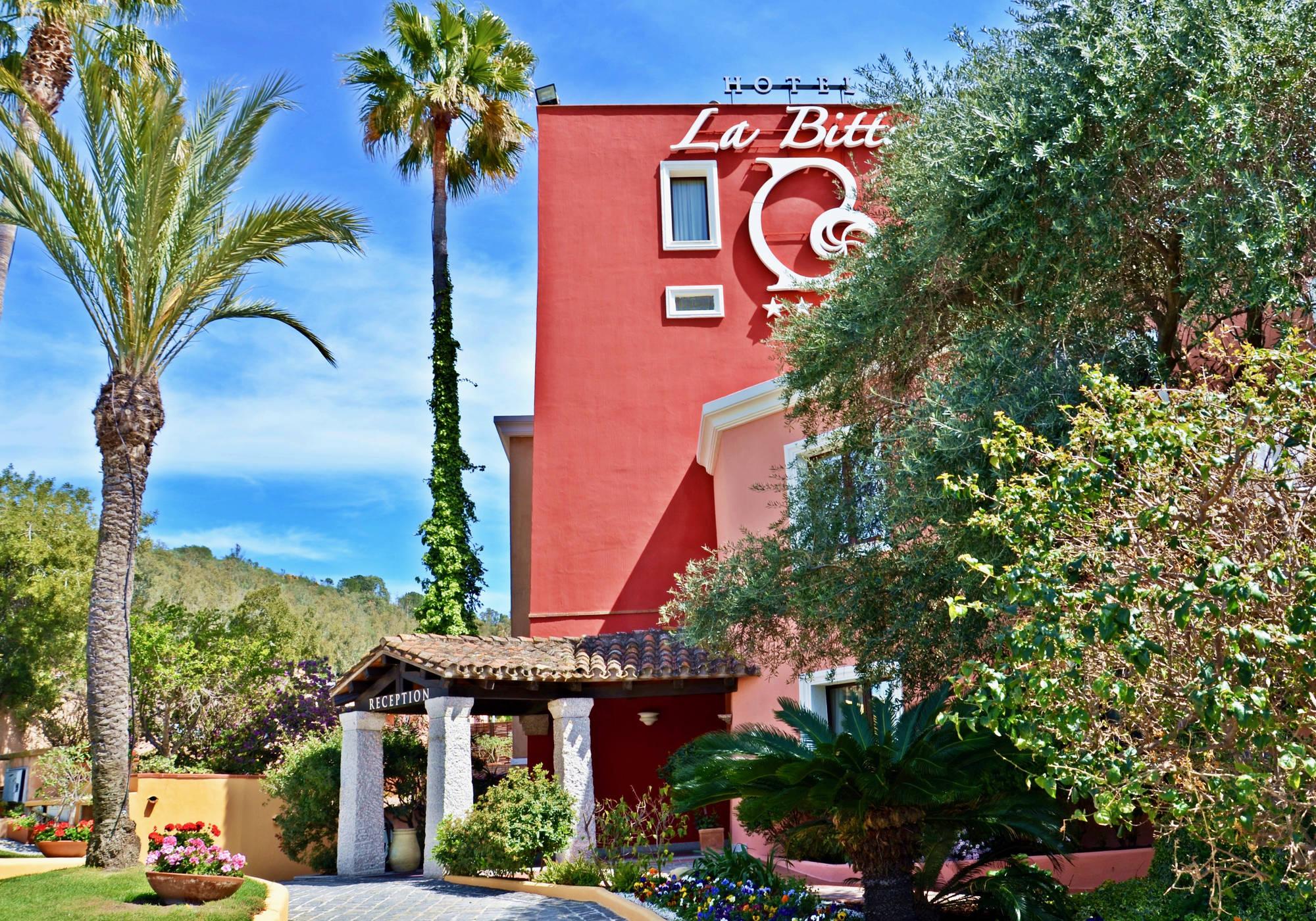 Hotel La Bitta (oosten) 2