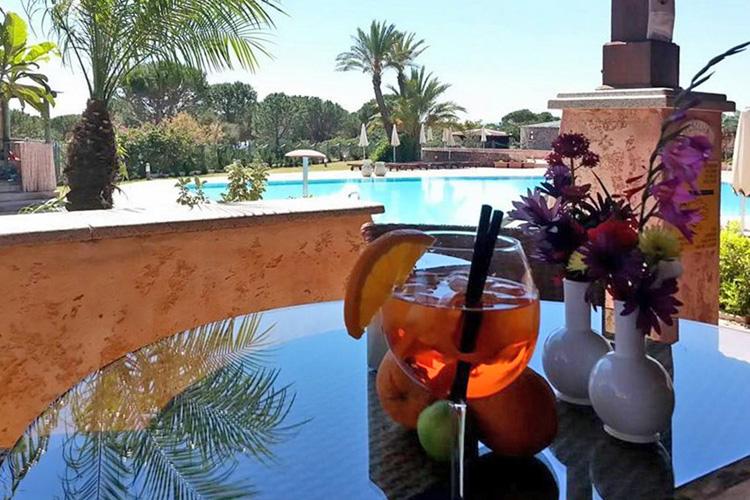 Residence Borgo Porto Corallo (zuidoosten) 4