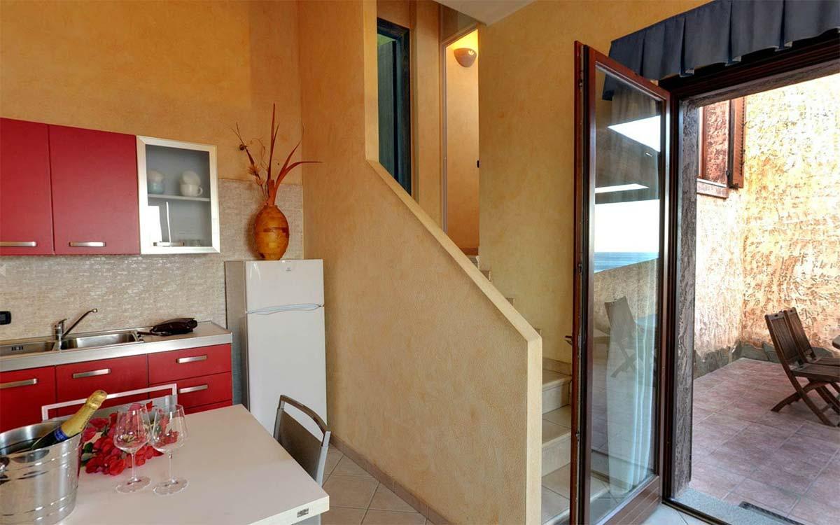 Residence Borgo Porto Corallo (zuidoosten) 10