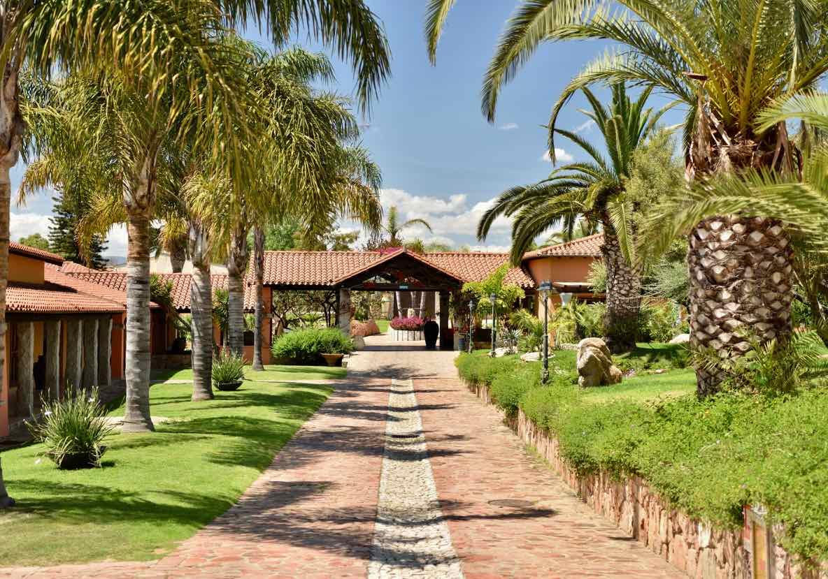Resort & Hotel Saraceno (oosten) 9
